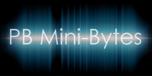 pb mini bytes 2012