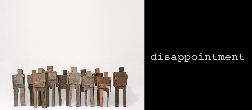 disappointment header ALT