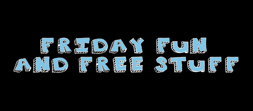friday fun and free stuff header ALT