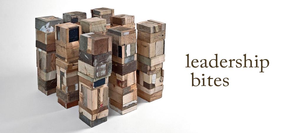 leadership bites header