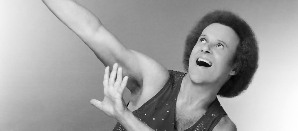 richard simmons title