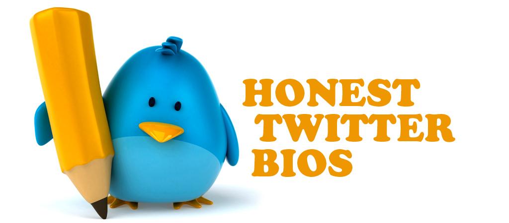 honest twitter bios
