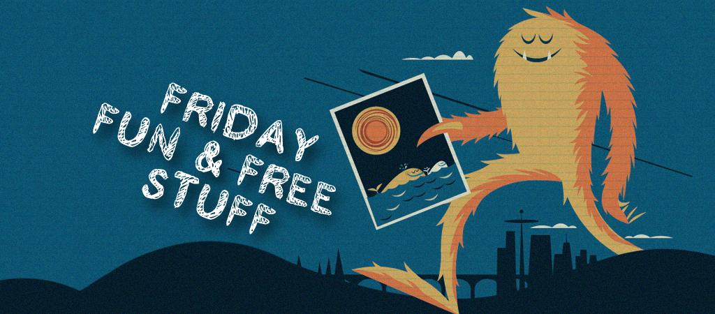friday fun & free stuff C