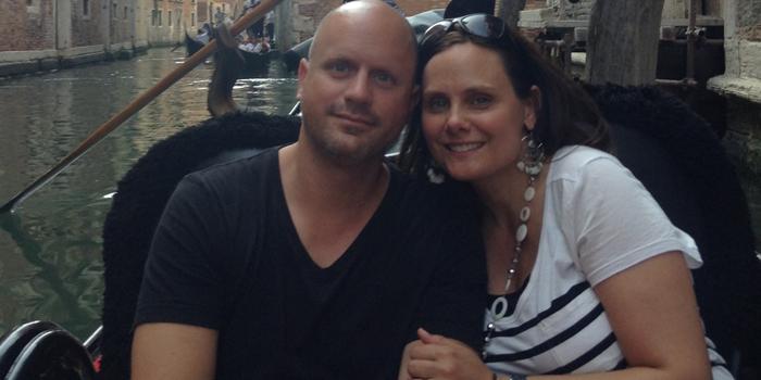 gondola ride venice italy 20 year anniversary