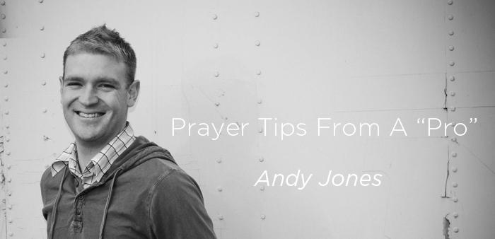 andy jones post