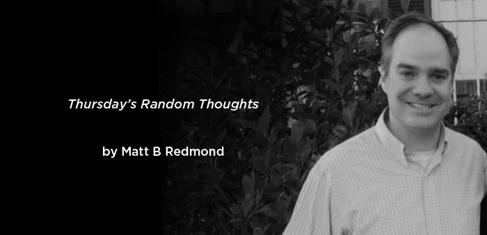 matt b redmond post