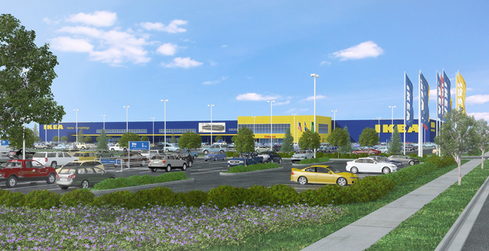 ikea renton expansion painting for post