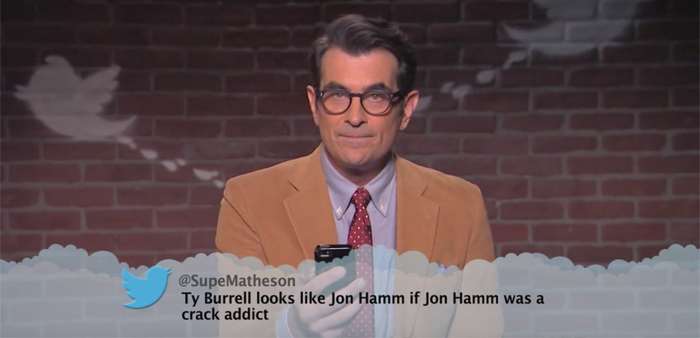 mean tweets for POST