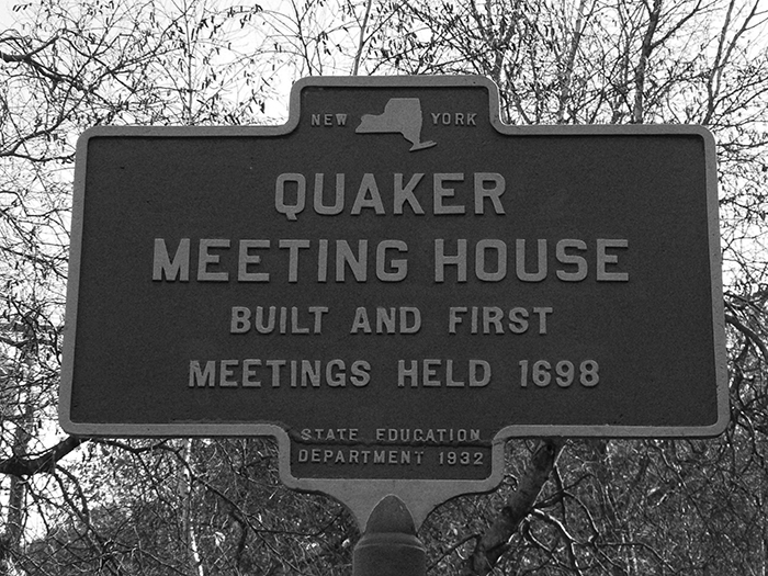 Quaker_Meeting_House_Historic_Marker